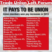 It pays to be union