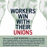 Tulf Workers Win ESB
