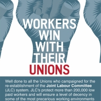 Tulf Workers Win JLC