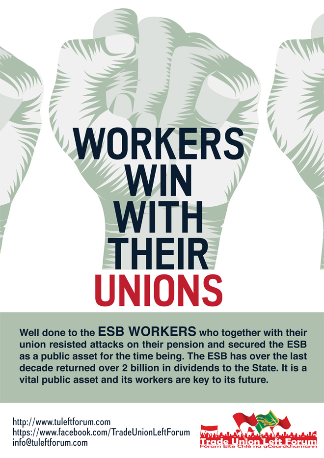 Workers win with their unions