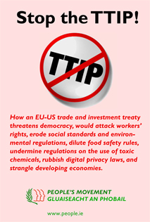 Everything a trade unionist should know about TTIP
