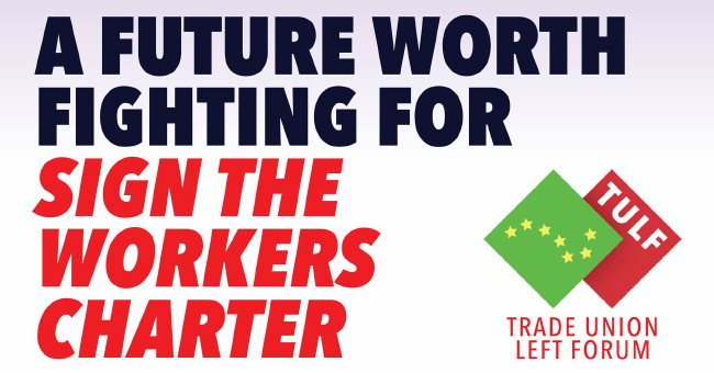 TULF Workers Charter