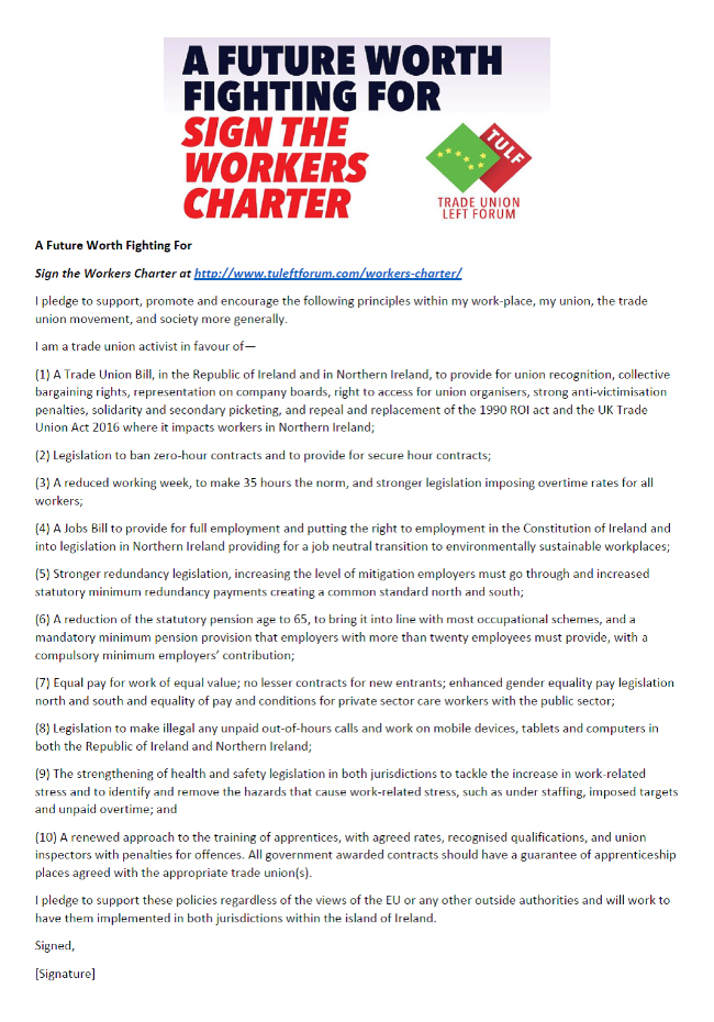 Workers Charter